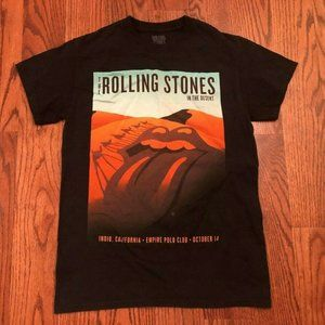The Rolling Stones In The Desert CA 2016 T-Shirt